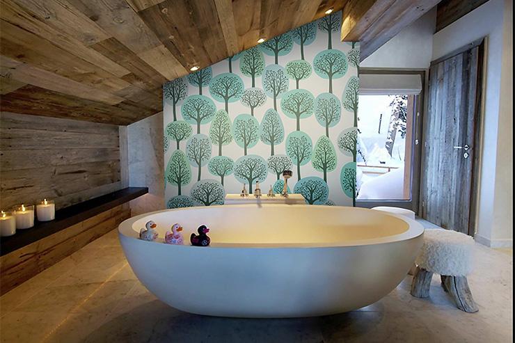 łazienka W Stylu Rustykalnym Redropl Zmieniamy Wnętrza
