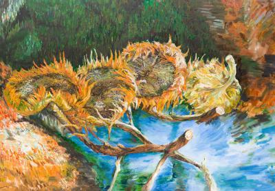 Vincent van gogh - replika