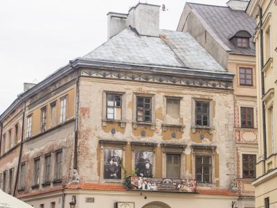 Fototapeta Lublin Stare Miasto