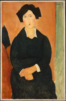 Obraz Amedeo Modigliani - Włoszka
