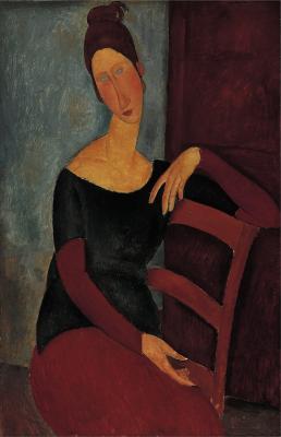 Obraz Amedeo Modigliani – Portret żony artysty