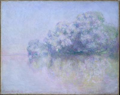 Obraz Claude Monet -  Île aux Orties near Vernon