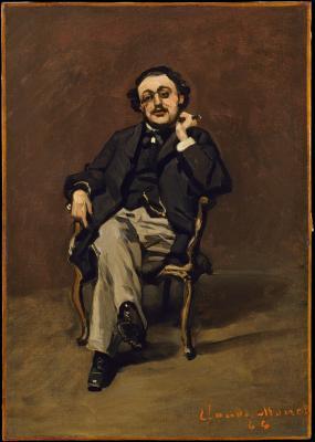 Obraz Claude Monet - Dr. Leclenché