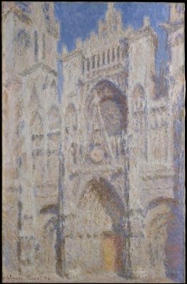 Obraz Claude Monet - Katedra w Rouen III