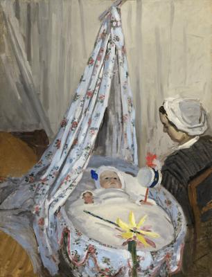 Obraz Claude Monet - Kołyska