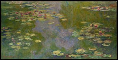 Obraz Claude Monet - Lilie wodne