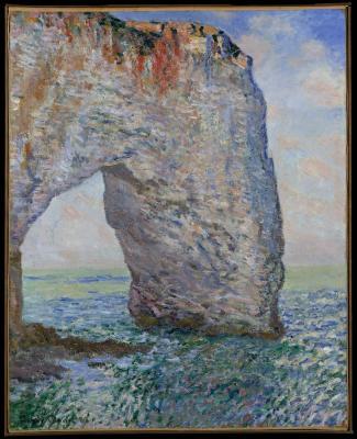Obraz Claude Monet - Łuk Manneporte