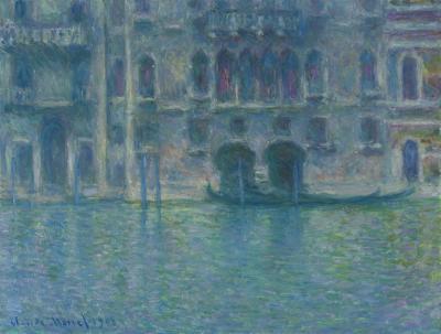 Obraz Claude Monet - Palazzo da Mula