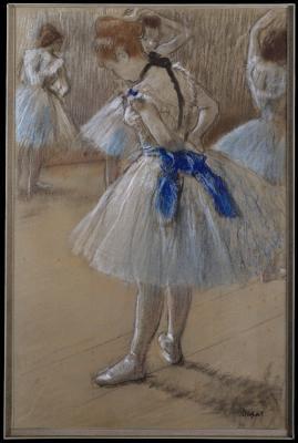 Obraz Edgar Degas - Baletnica