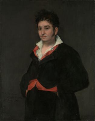 Obraz Francisco Goya - Portret Ramóna Satué