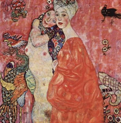 Obraz Gustav Klimt - Przyjaciółki
