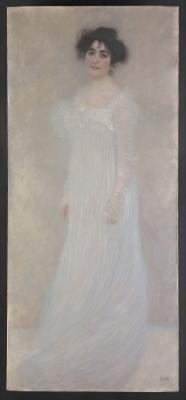 Obraz Gustav Klimt - Serena Pulitzer Lederer