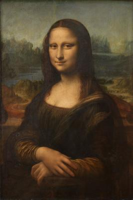 Obraz Leonardo da Vinci - Mona Lisa