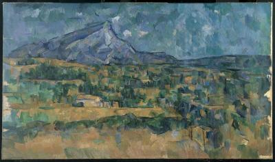 Obraz Paul Cezanne - Góra Świętej Wiktorii