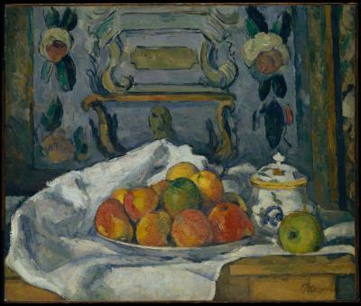 Obraz Paul Cezanne - Martwa natura z jabłkami