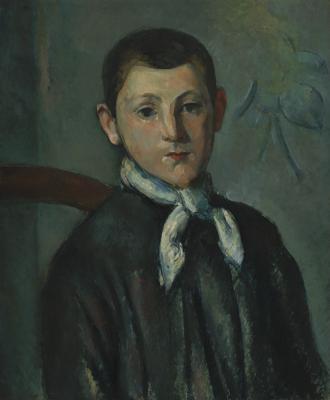 Obraz Paul Cezanne - Portret Louis Guillaume