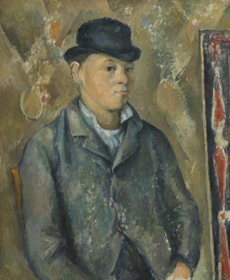 Obraz Paul Cezanne - Portret syna artysty