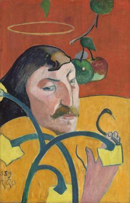 Obraz Paul Gauguin - Autoportret