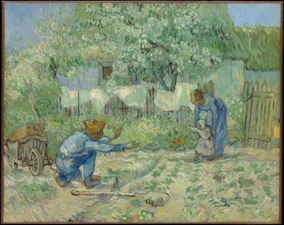 Vincent van gogh - pierwsze kroki