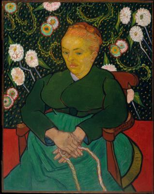 Vincent van gogh- piastunka