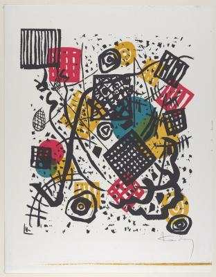 Wassily kandinsky - małe światy v
