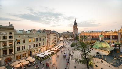 Fototapeta Kraków Polska