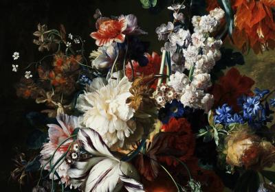Fototapeta Pęk kwiatów