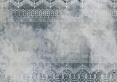 Fototapeta Koronka z orientalnym zdobieniem