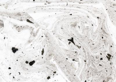 Fototapeta Marmur szarość z czernią