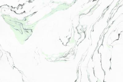 Fototapeta Marmur z zielonym akcentem