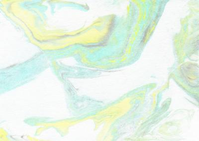 Fototapeta Marmur zielono-żółty