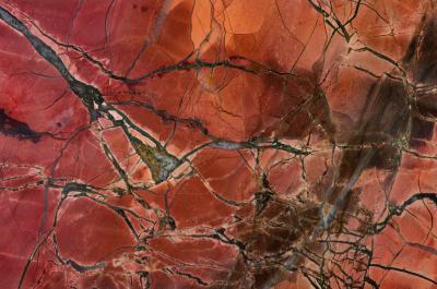 Fototapeta Rdzawy jaspis
