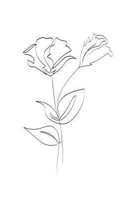 Plakat Wiosenny kwiat