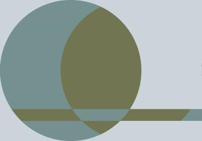 Fototapeta Kompozycja trójkolorowa z kołem