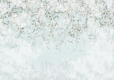 Fototapeta Pnącze w pastelowych kolorach