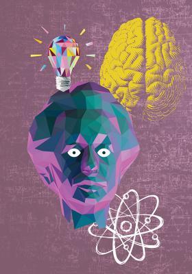 Plakat Naukowiec