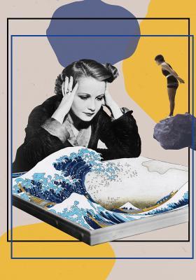 Plakat Skok w Wielką Falę