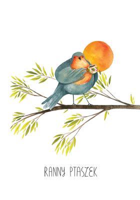 Plakat Ranny ptaszek