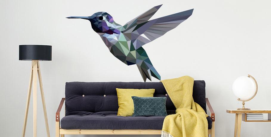 Naklejki na ścianę i nie tylko – poznaj moc samoprzylepnej dekoracji