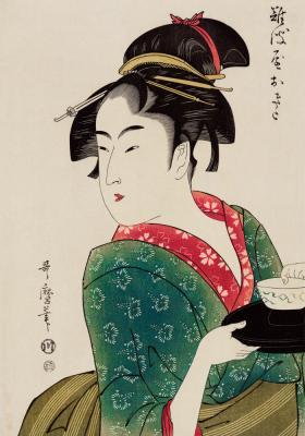 Plakat Ceremonia picia herbaty