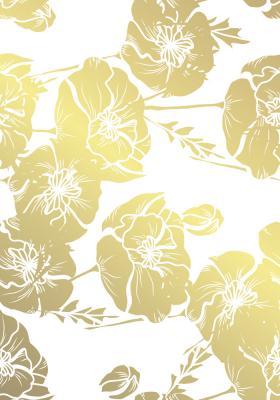 Plakat Polne złote kwiaty