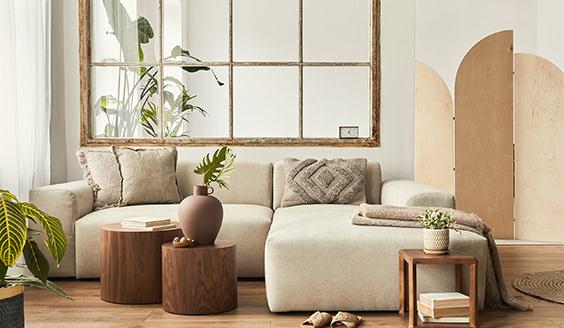 Drewno we wnętrzach – nie tylko modne, ale także piękne!