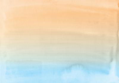 Fototapeta Imitacja farby w kilku odcieniach