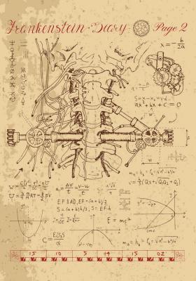 Plakat Anatomia gardła i mechanizm