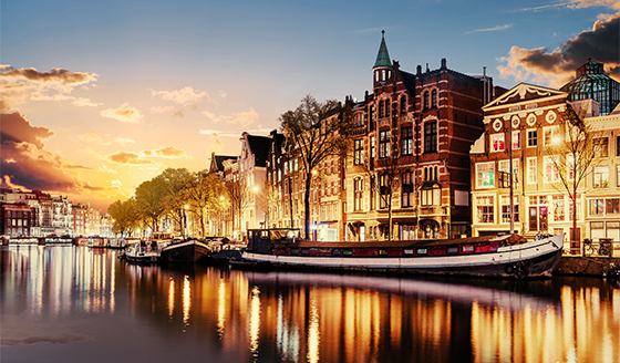 Amserdam Canal