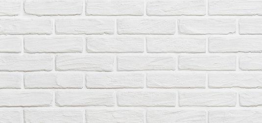 Biała cegła