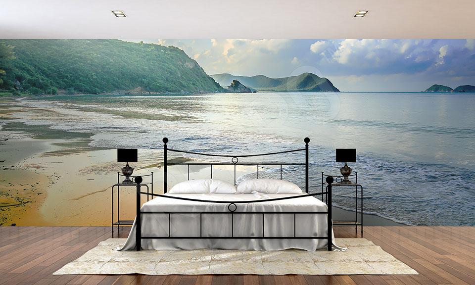 Fototapeta do sypialni morze