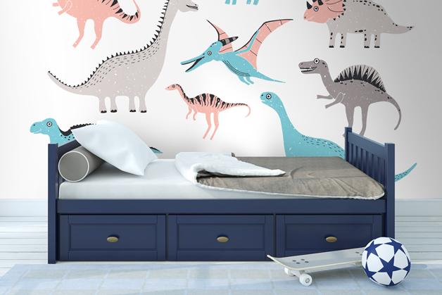 Naklejka - Dinozaury