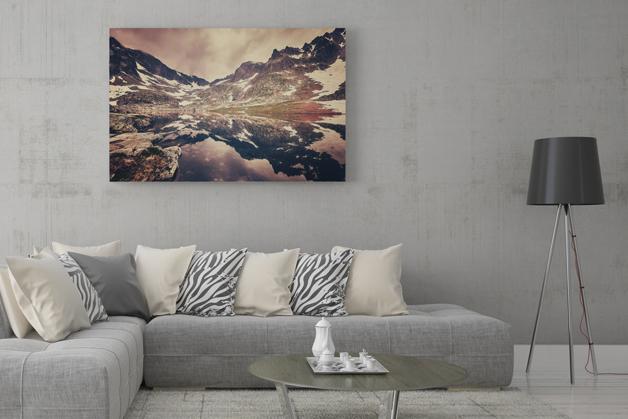 Obraz - Chmury w Słowacji