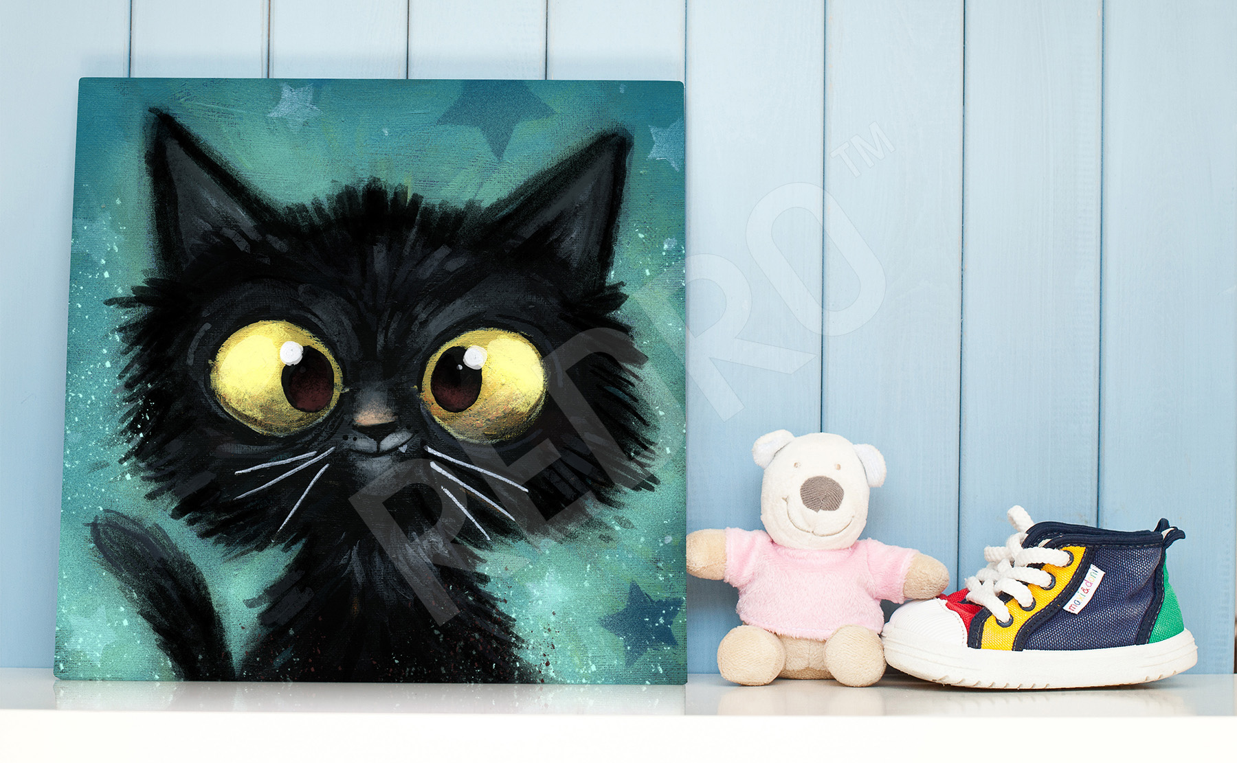 Obrazy Kot Na Wymiar Redropl